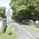 Little Miami Scenic Trail, Yellow Springs, Ohio
