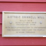 Historic Grinnell Mill Bed and Breakfast in Yellow Springs