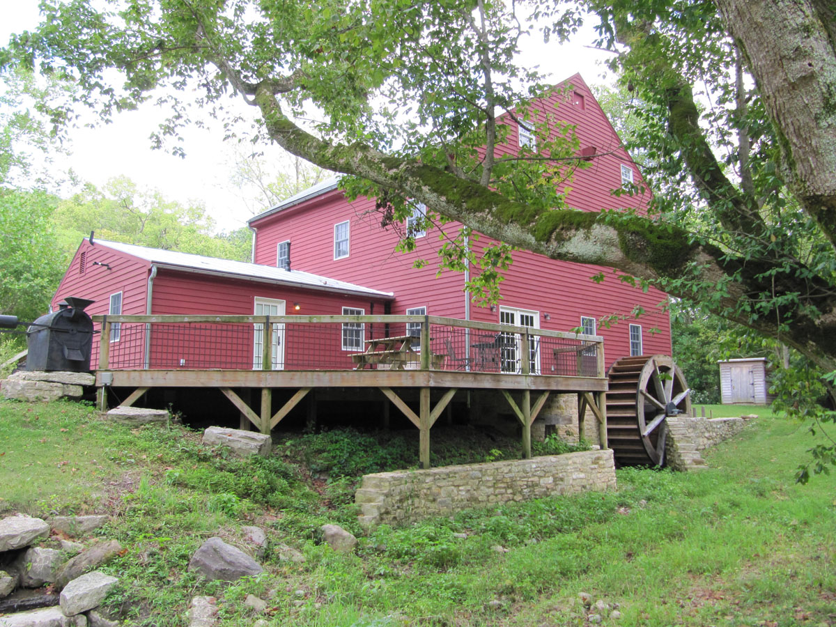 Grinnell Mill Bed And Breakfast