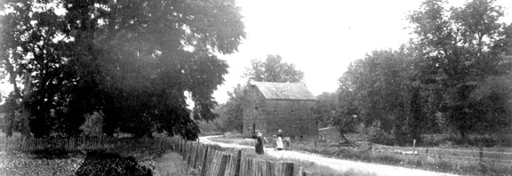 History of Grinnell Mill